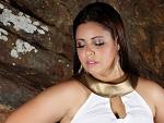 Renata Cassela é Miss Universo Plus Size - Cartão de Visita