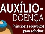 AUXÍLIO DOENÇA - Cartão de Visita