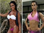 Suelen Bissolati, Dona do Maior bumbum fitness, supera Gracyanne ...