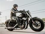 Avaliação: Harley Davidson Forty-Eight - Cartão de Visita
