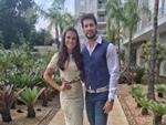 Kamilla Salgado e Eliéser Ambrósio se casam no civil - Cartão de ...