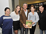Noite Cult - arquiteta Teresa Simões recebeu convidados para o ...