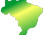 Mapa do Brasil após 100% das urnas apuradas, viva a democracia ...
