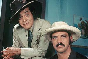 """Resultado de imagem para """"O Bem Amado"""" da TV Globo foi a primeira novela colorida."""