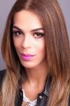 Modelo transexual, Melissa Paixão comemora o dia internacional ...