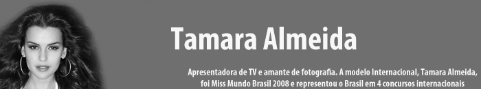 Colaboradores - Tamara Almeida